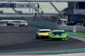 Nemoto Yuki Tujuola Tuomas, Lamborghini Huracan GT3 #19, Vincenzo Sospiri Racing, CAMPIONATO ITALIANO GRAN TURISMO