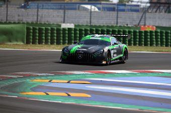 Roda Davide Spinelli Loris, Mercedes AMG GT3 #90, AKM Motorsport, CAMPIONATO ITALIANO GRAN TURISMO
