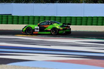 Webster Daniel Riva Giacomo, Porsche Cayman 718 GT4 #299, CRAMM Motorsport, CAMPIONATO ITALIANO GRAN TURISMO