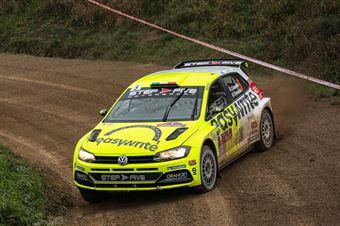Simone Campedelli Sauro Farnocchia, Volkswagen Polo R5 #5, Project Team, CAMPIONATO ITALIANO RALLY TERRA