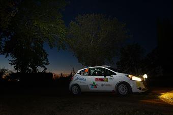 Fabrizio Schirru Sergio Deiana, Peugeot 208 #89, CAMPIONATO ITALIANO RALLY TERRA
