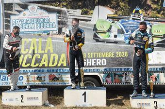 Podio ( Faggioli   Merli   De Gasperi), CAMPIONATO ITALIANO VELOCITÀ MONTAGNA