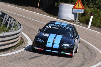 Chiarelli Pietro ( Honda Civic #43), CAMPIONATO ITALIANO VELOCITÀ MONTAGNA