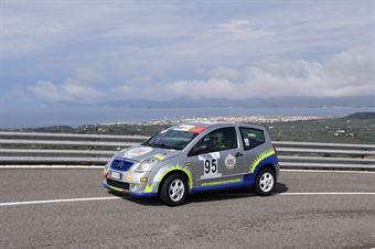 SCHIRRU Alessandro ( Citroen C2 #95), CAMPIONATO ITALIANO VELOCITÀ MONTAGNA