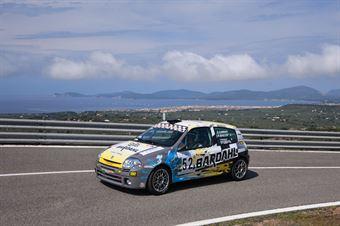 CANNAS Efisio ( Racing Experience , Renault Clio #52), CAMPIONATO ITALIANO VELOCITÀ MONTAGNA