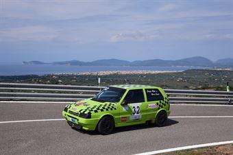 CANU Antonio ( Team Autoservice Sport , Fiat Uno T #32), CAMPIONATO ITALIANO VELOCITÀ MONTAGNA