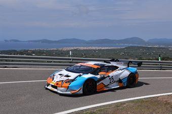 Rosario Parrino (Best Lap, Lamborghini Huracan #25), CAMPIONATO ITALIANO VELOCITÀ MONTAGNA
