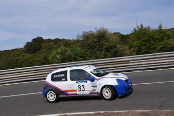 Gianluca Grossi (Novara Corse, Renault Clio Cup #83), CAMPIONATO ITALIANO VELOCITÀ MONTAGNA