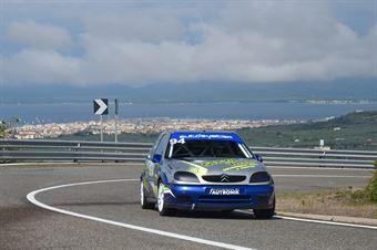 PIREDDA Alessio ( M.R.C. Sport , Citroen Saxo #94), CAMPIONATO ITALIANO VELOCITÀ MONTAGNA