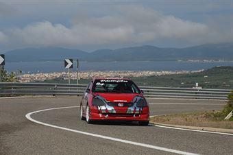 Pilotto Adriano (VimotorSport, Honda Civic Type R #84), CAMPIONATO ITALIANO VELOCITÀ MONTAGNA