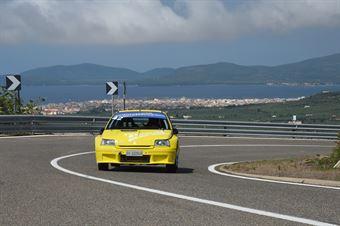 CALABRETTA Alessio ( Team Autoservice Sport , Renault Clio #42), CAMPIONATO ITALIANO VELOCITÀ MONTAGNA