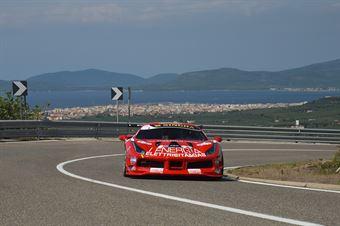 Maurizio Pitorri ( Best Lap, Ferrari 488 Challenge #26), CAMPIONATO ITALIANO VELOCITÀ MONTAGNA