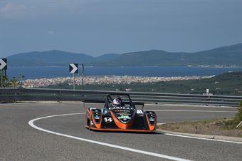 Achille Lombardi ( vimotorsport, Osella Pa21jrb #14), CAMPIONATO ITALIANO VELOCITÀ MONTAGNA