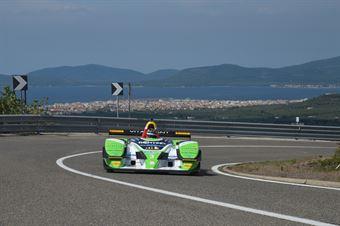Diego De Gasperi (Vimotorsport, OSella Fa30 Zytek #3), CAMPIONATO ITALIANO VELOCITÀ MONTAGNA