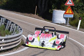 Luigi Fazzino ( Osella PA 2000 Turbo #11), CAMPIONATO ITALIANO VELOCITÀ MONTAGNA