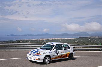 Lo Schiavo Raffaele (Citroen Saxo 1.6 Vts, Tramonti Corse #58), CAMPIONATO ITALIANO VELOCITÀ MONTAGNA