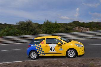 SCUROSU Alessandro ( Team Autoservice Sport , Citroen DS3, CAMPIONATO ITALIANO VELOCITÀ MONTAGNA