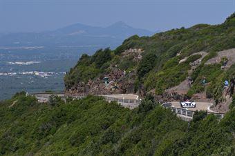 Christian Merli ( Vimotorsport , Osella Fa30 Zytek LRM #1), CAMPIONATO ITALIANO VELOCITÀ MONTAGNA
