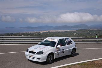 Errichetti Rocco( XEO Group Peugeot 106 #48), CAMPIONATO ITALIANO VELOCITÀ MONTAGNA