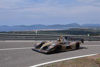 Marco Satta (Porto Cervo Racing, Osella Fa30 Zytek #5), CAMPIONATO ITALIANO VELOCITÀ MONTAGNA
