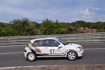 SIDDI Duilio ( Renault Clio #57), CAMPIONATO ITALIANO VELOCITÀ MONTAGNA