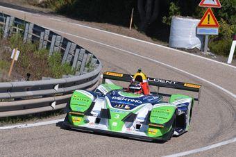Diego De Gasperi ( Vimotorsport , Osella FA30 Zytek #3), CAMPIONATO ITALIANO VELOCITÀ MONTAGNA