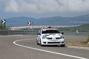 EZZA Gioachino ( Renault Clio #54), CAMPIONATO ITALIANO VELOCITÀ MONTAGNA