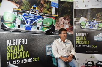 Presidente Aci Sassari   Giulio Pes di San Vittorio, CAMPIONATO ITALIANO VELOCITÀ MONTAGNA