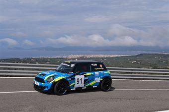 Angelo Marino (Speed Motor, Mini Cooper #91), CAMPIONATO ITALIANO VELOCITÀ MONTAGNA
