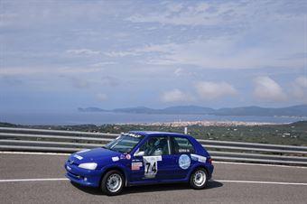 Racing Experience ( Ogliastra Racing , Peugeot 106 #74), CAMPIONATO ITALIANO VELOCITÀ MONTAGNA