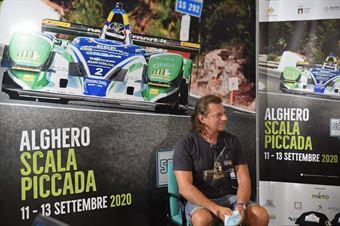 Gianluca Grossi, CAMPIONATO ITALIANO VELOCITÀ MONTAGNA