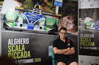 Antonio Scappa, CAMPIONATO ITALIANO VELOCITÀ MONTAGNA