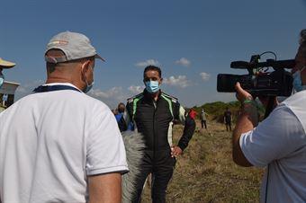 Intervista Vito Tagliente, CAMPIONATO ITALIANO VELOCITÀ MONTAGNA
