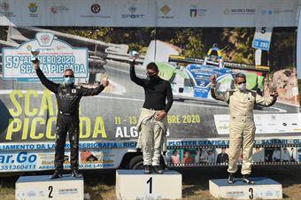 Gianni Loffredo   Antonio Scappa   Marco Magdalone, CAMPIONATO ITALIANO VELOCITÀ MONTAGNA