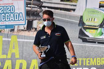 Andrea Palazzo, CAMPIONATO ITALIANO VELOCITÀ MONTAGNA