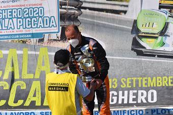 Consegna del trofeo Farris, CAMPIONATO ITALIANO VELOCITÀ MONTAGNA
