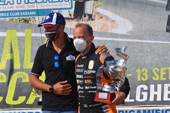 Sergio Farris   Achille Lombardi ( Vincitore Trofeo  Farris ), CAMPIONATO ITALIANO VELOCITÀ MONTAGNA
