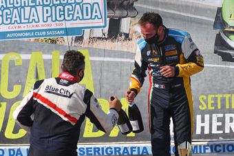 Christian Merli   Simone Faggioli, CAMPIONATO ITALIANO VELOCITÀ MONTAGNA