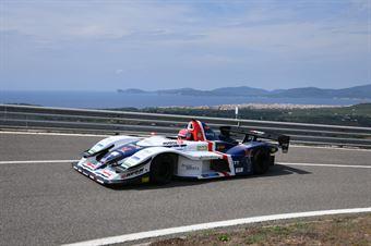 Christian Merli ( Vimotorsport, Osella Fa 30 Zytek LRM #1), CAMPIONATO ITALIANO VELOCITÀ MONTAGNA