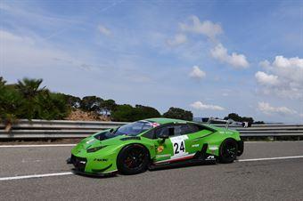 Lucio Peruggini (AB Motorsport, Lamborghini Huracan #24), CAMPIONATO ITALIANO VELOCITÀ MONTAGNA