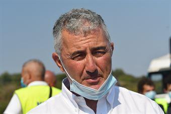 Mario Conoci   Sindaco di Alghero, CAMPIONATO ITALIANO VELOCITÀ MONTAGNA