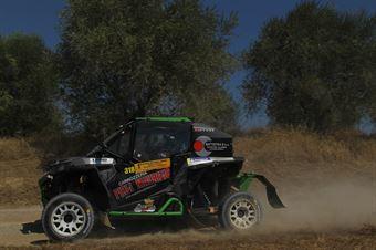 Bertuzzi Alessandro,Briani Roberto(Polaris rzr,X Race sport,#318), CAMPIONATO ITALIANO CROSS COUNTRY