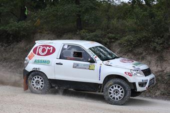 Ferroni Emilio,Fiorini Daniele(Suzuki Gran Vitara,#306), CAMPIONATO ITALIANO CROSS COUNTRY
