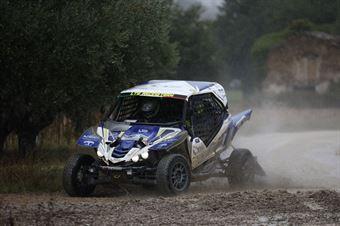 Tinaburri Alessandro,Tinaburri Emiliano(Yamaha Yxz,#315), CAMPIONATO ITALIANO CROSS COUNTRY