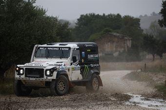 Grossi Simone,Manoni Daniele(Land Rover Defender,#323), CAMPIONATO ITALIANO CROSS COUNTRY