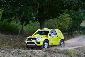 Codeca Lorenzo,Toffoli Mauro(suzuki gran vitara,Emmetre Racing,#301), CAMPIONATO ITALIANO CROSS COUNTRY