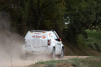 Trivini Bellini Alessandro,Trivini Bellini Marco(Suzuki Gran Vitara,#304), CAMPIONATO ITALIANO CROSS COUNTRY