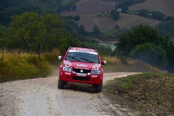 Luchini Andrea,Bosco Piero(Suzuki new gran vitara,Island motorsport,#309), CAMPIONATO ITALIANO CROSS COUNTRY