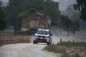 Emanuele Mirko,Castellani Sandra(Suzuki new gran Vitara,#311), CAMPIONATO ITALIANO CROSS COUNTRY