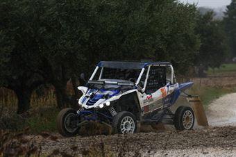 Manocchi Giada,Manocchi Michele(Yamaha yxz 1000r,#317), CAMPIONATO ITALIANO CROSS COUNTRY